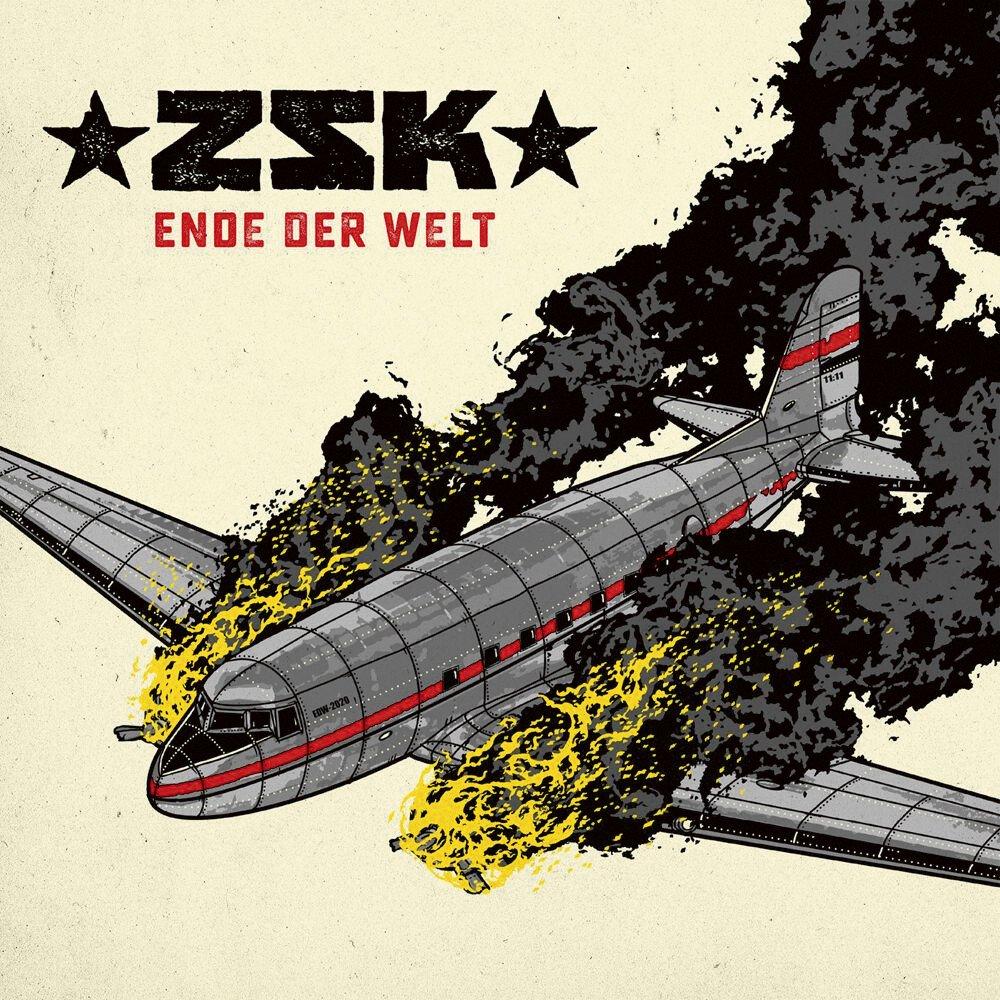 ZSK - Ende der Welt Albumcover