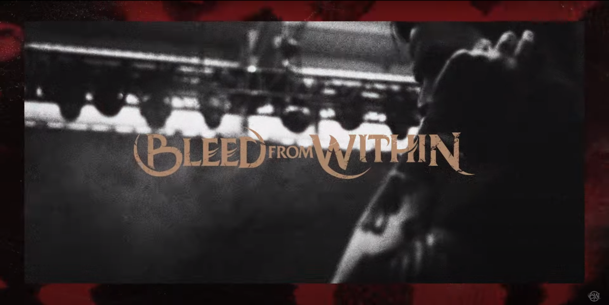 bleed from within viral hysteria news