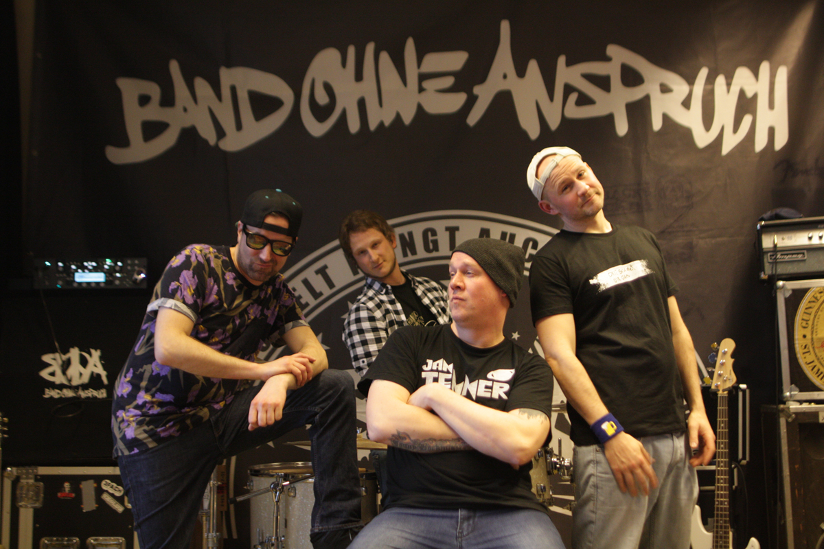 Band Ohne Anspruch News