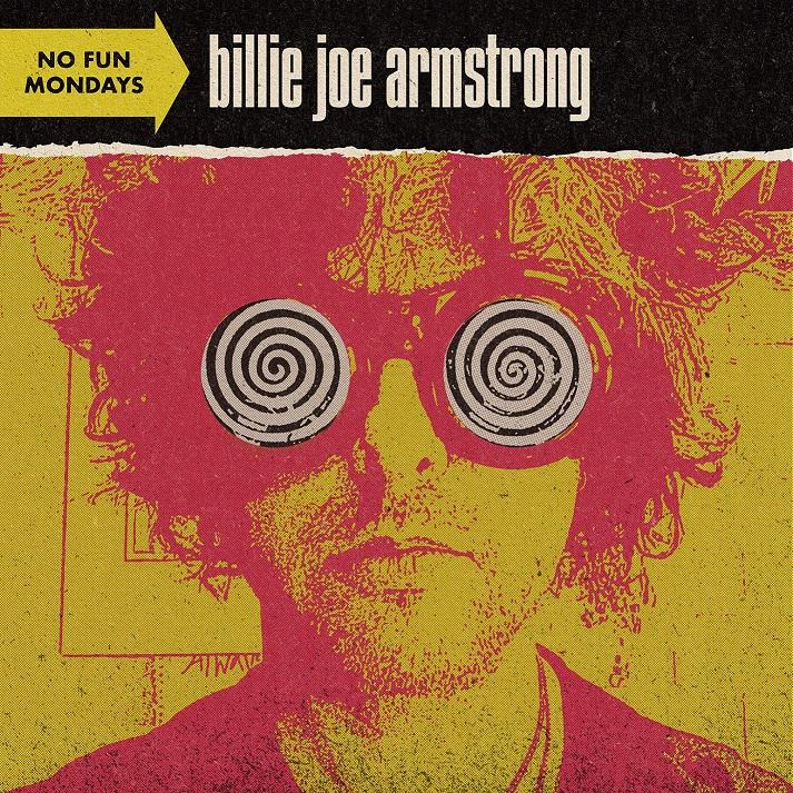 Billie Joe Armstrong No Fun Monday Cover