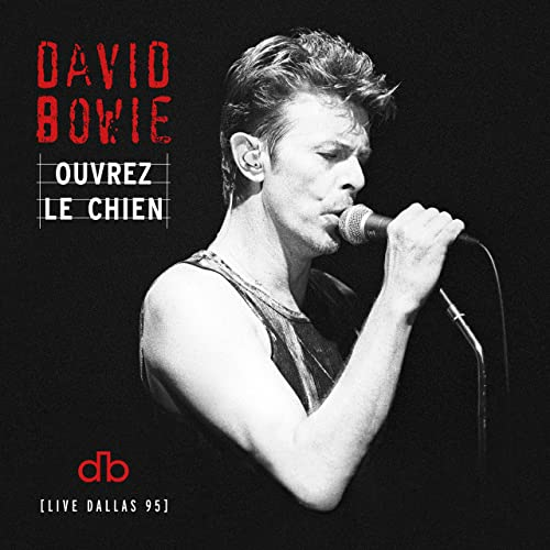 David Bowie - Ouvrez Le Chien Albumcover
