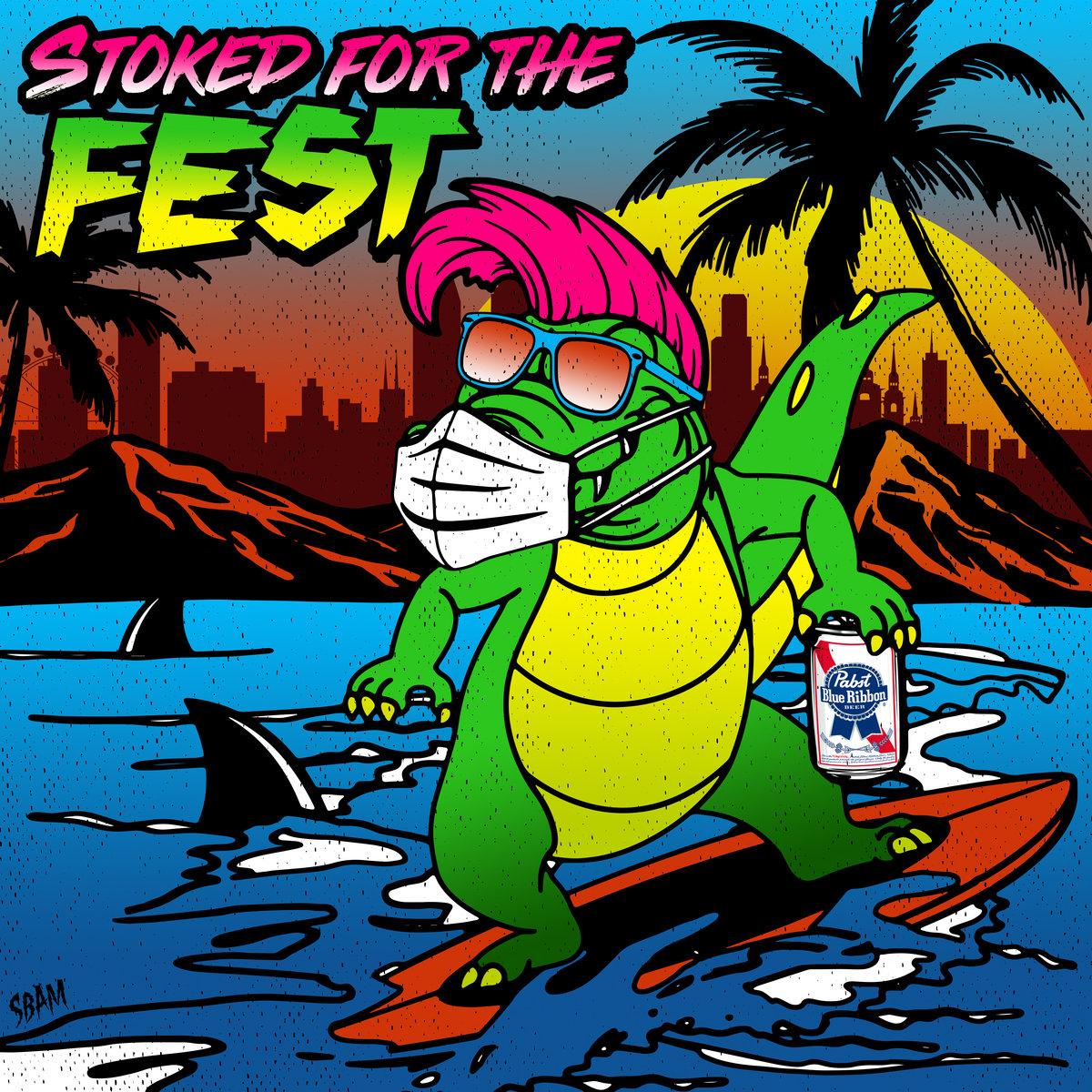 Funk Turry Funk veröffentlichen den Sampler Stoked For the Fest Vol 1 News