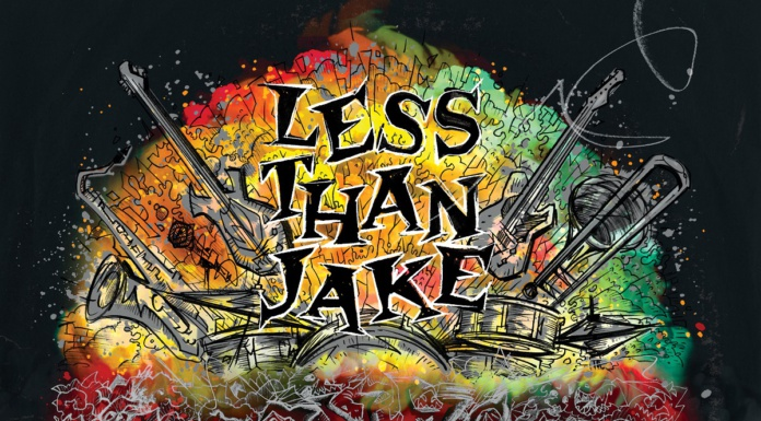 Less Than Jake - Silver Linings Albumcover
