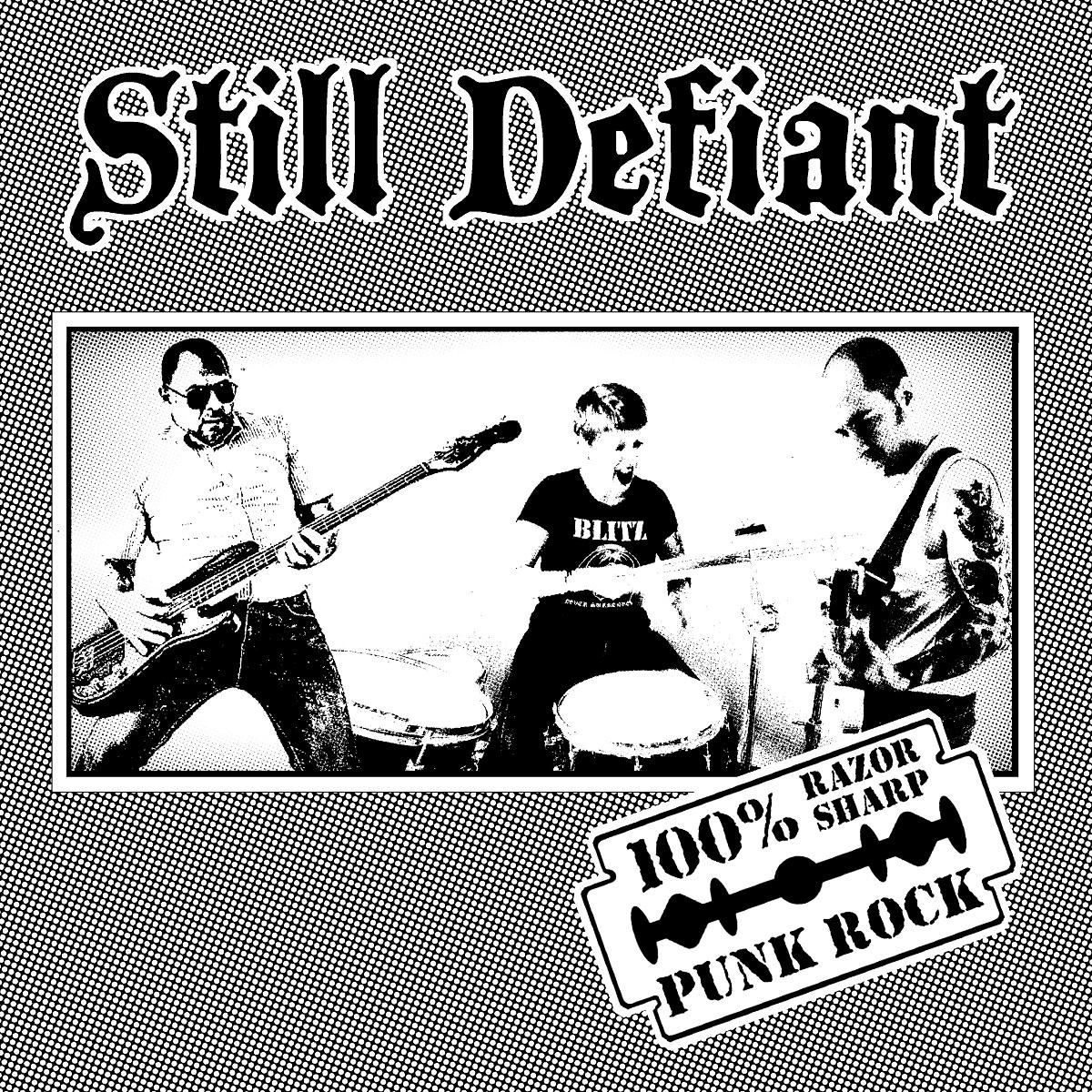 Still Defiant - st Albumcover
