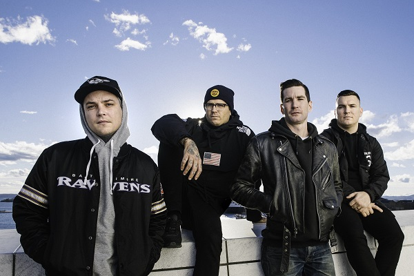 The Amity Affliction News