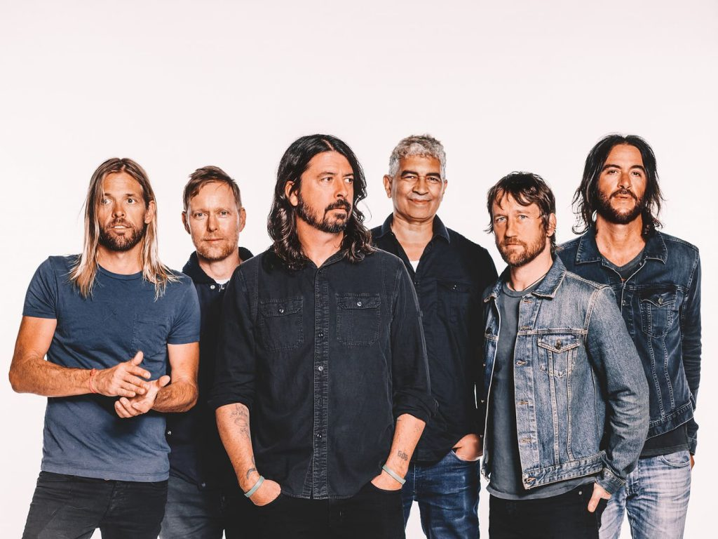 Foo Fighters Credit_Brantley-Gutierrez News