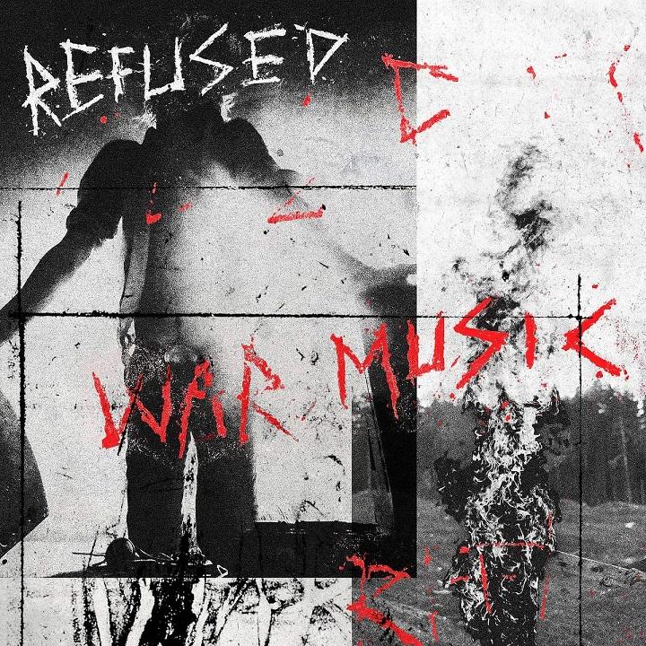 Refused-War-Music-Albumcover