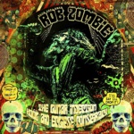 Rob Zombie The Lunar Injection Kool Aid Conspiracy Cover