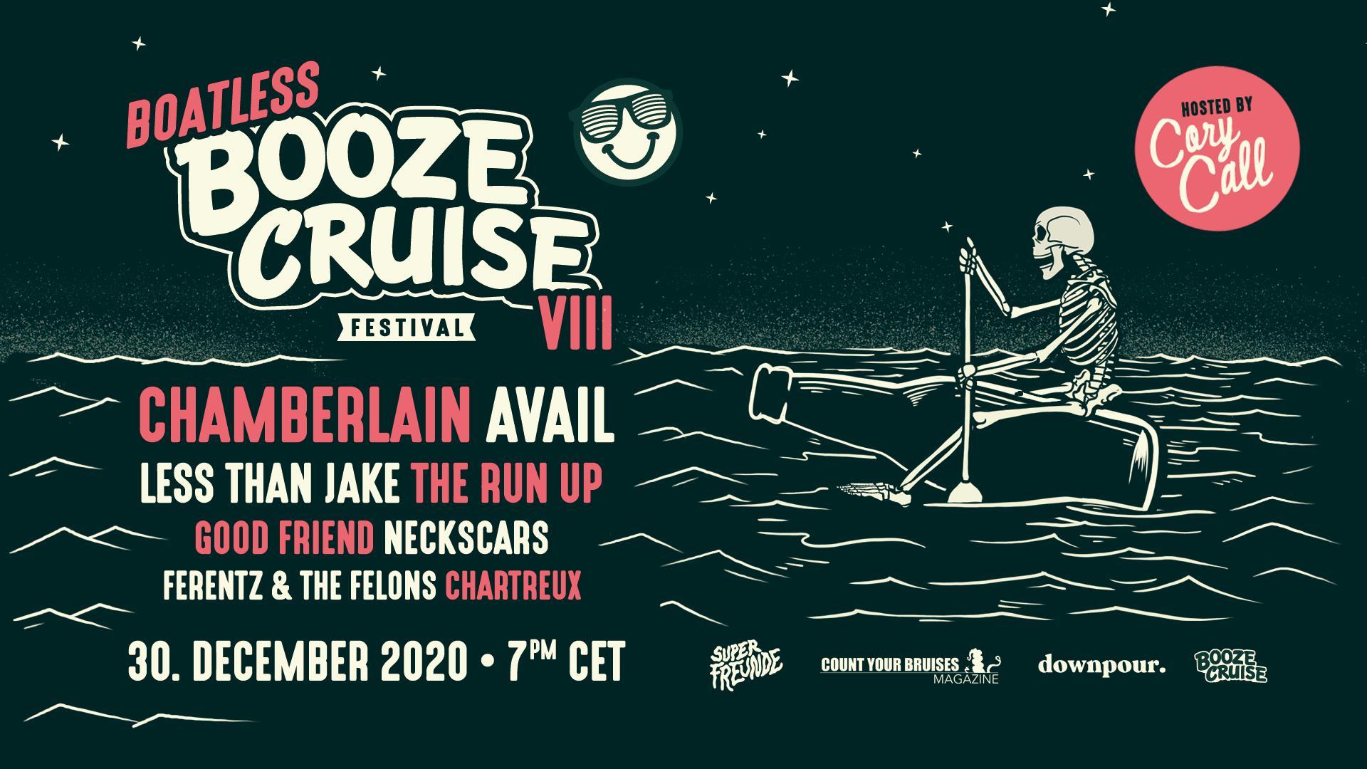 Boatless Booze Cruise Festival