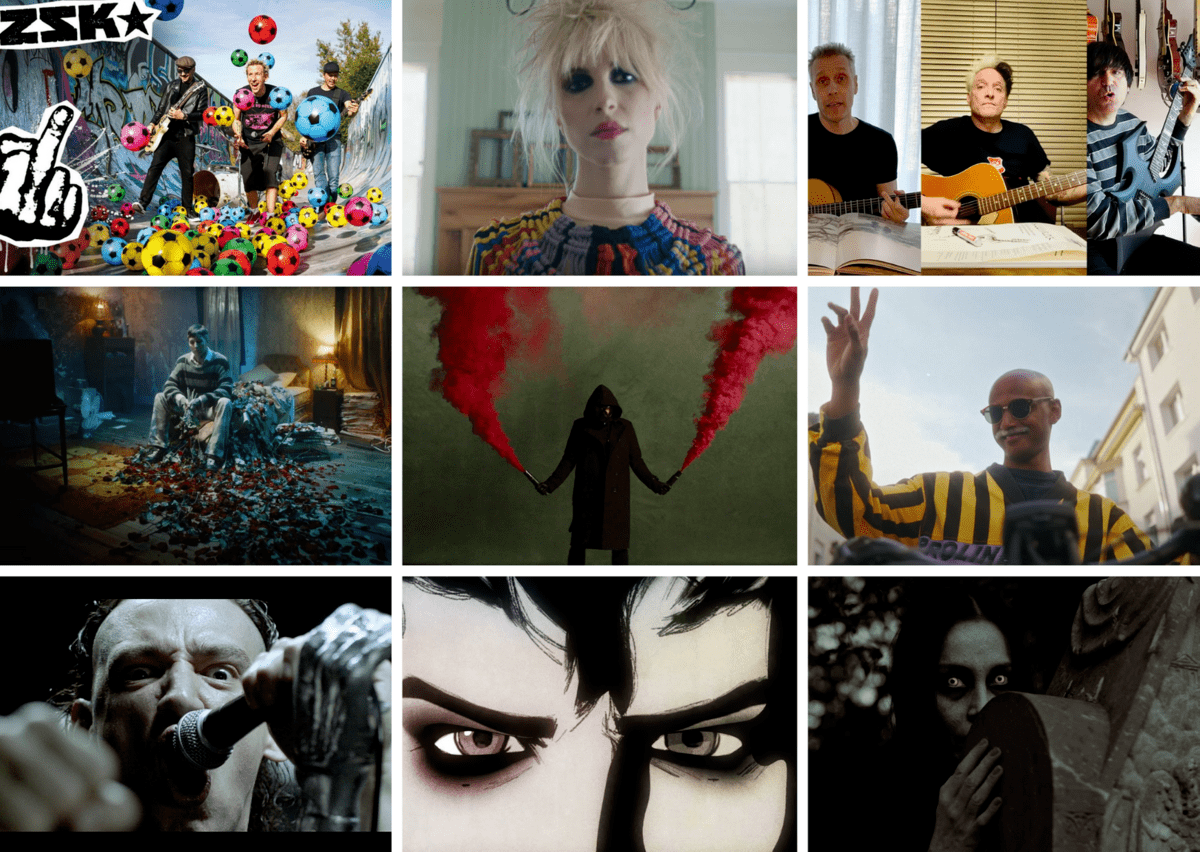 Musikvideos 2020