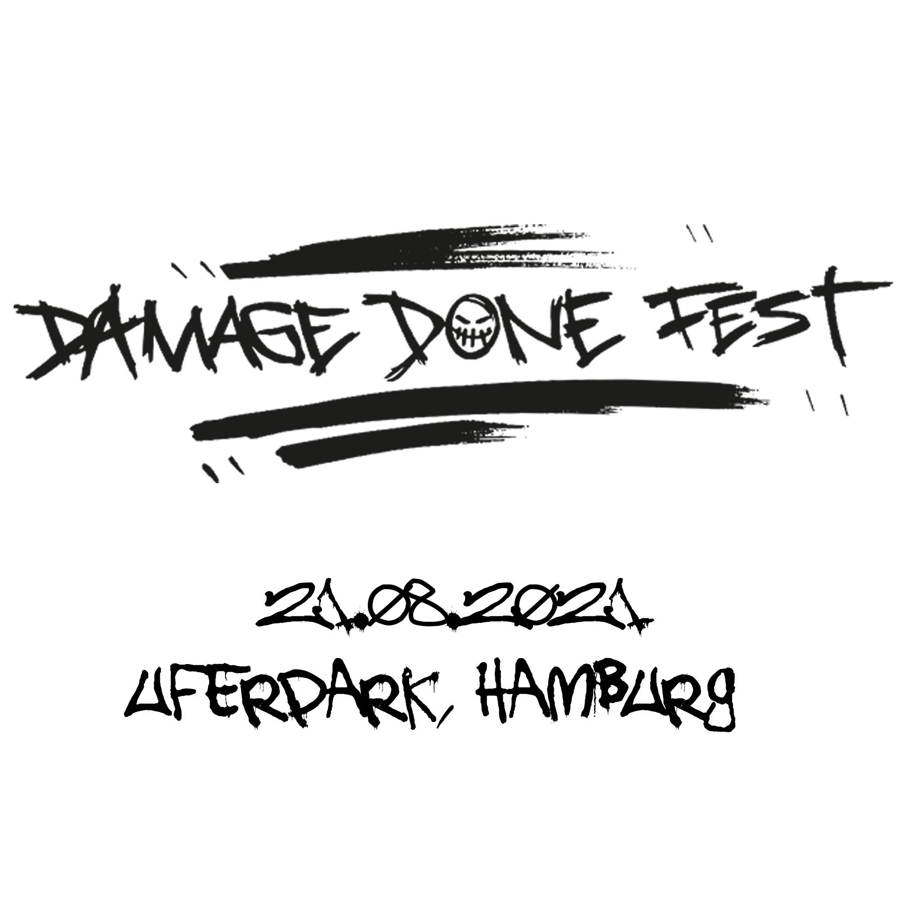 Damage Done Fest News 2021