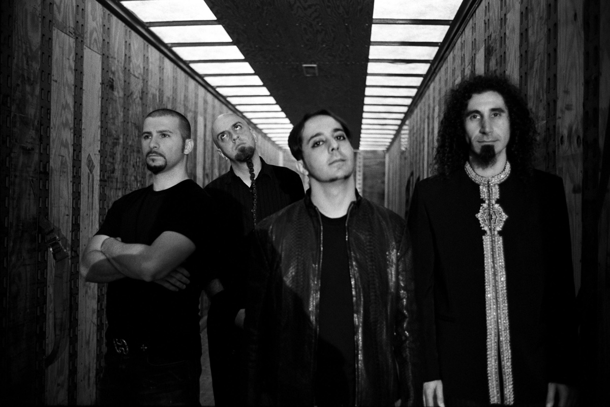 System Of A Down News