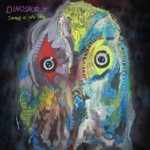 Dinosaur Jr. Sweep It Into Space Albumcover