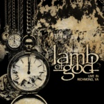 Lamb Of God - Live In Richmond, VA Albumcover