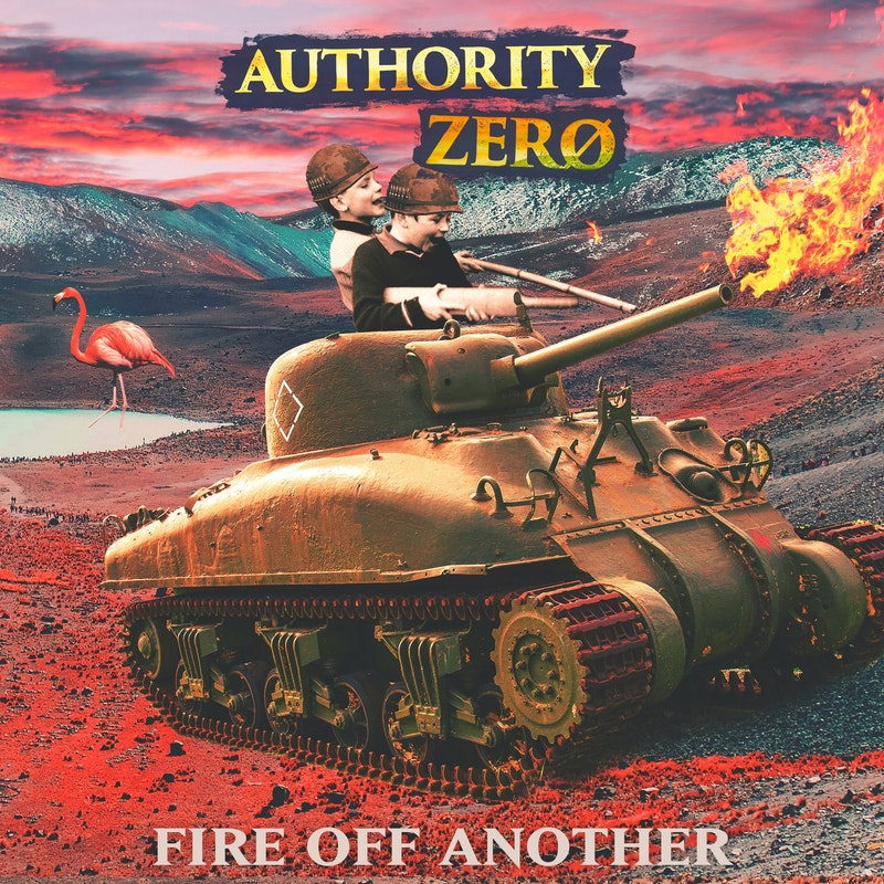 Authority Zero Fire Off Another news