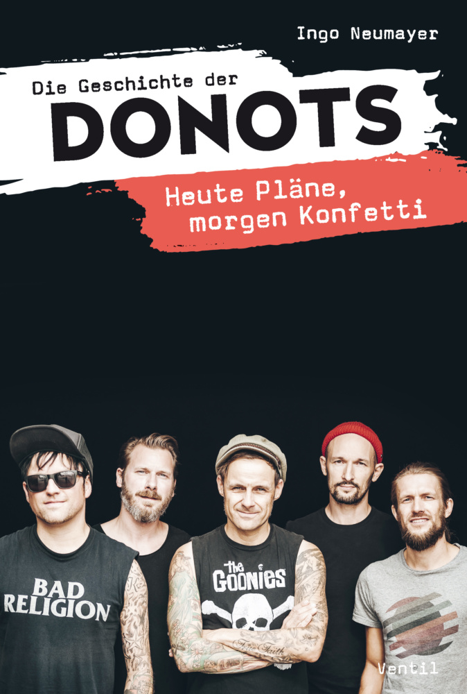 Donots Biographie Cover