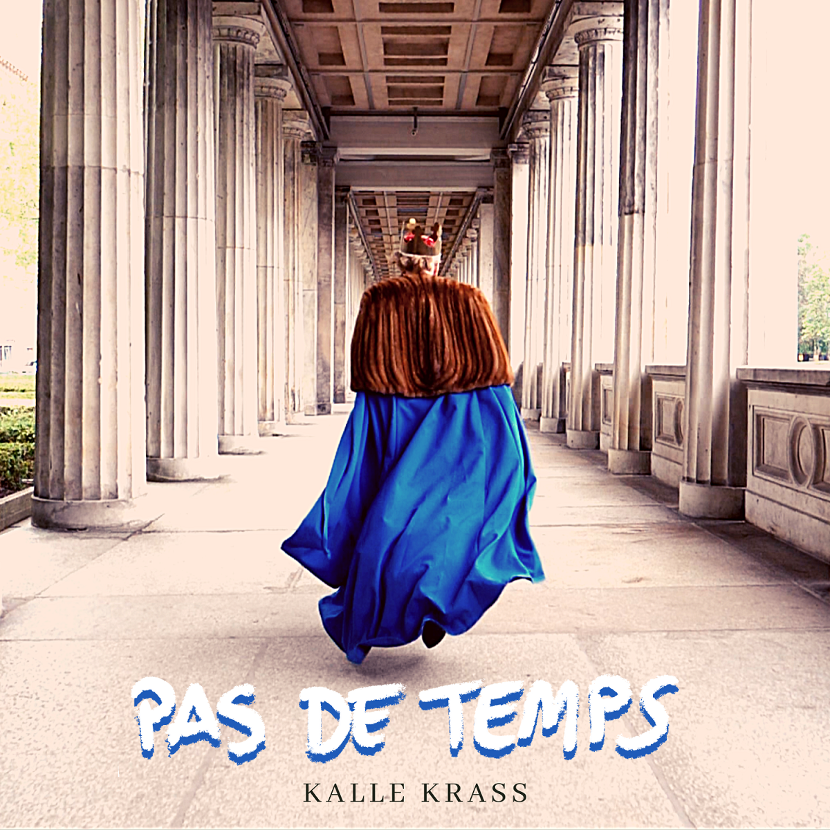 Kalle Krass pas de temps cover