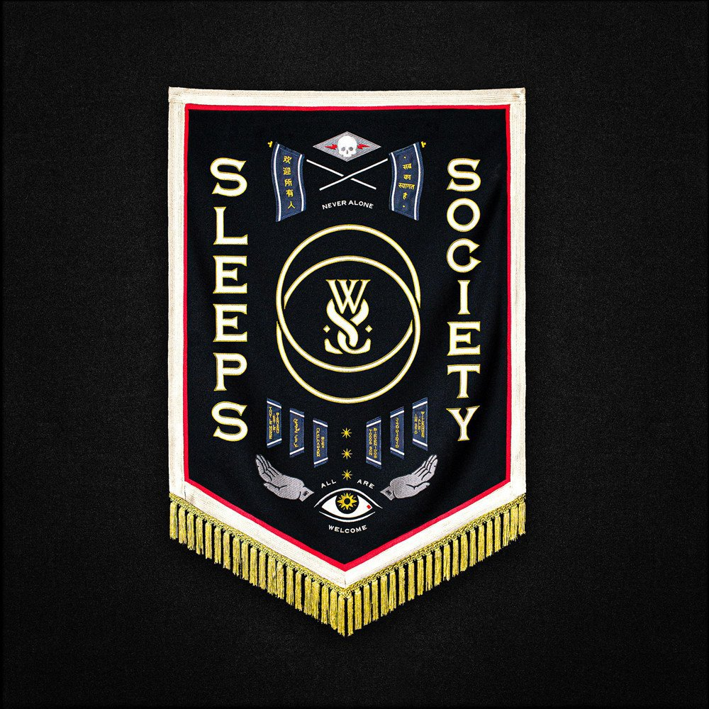 While She Sleeps - Sleep Society Albumcover