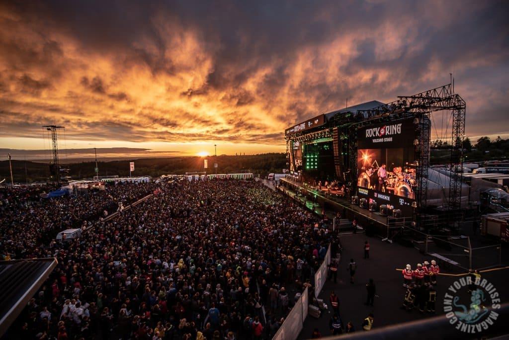 Impressionen vom Rock Am Ring Festival 2019