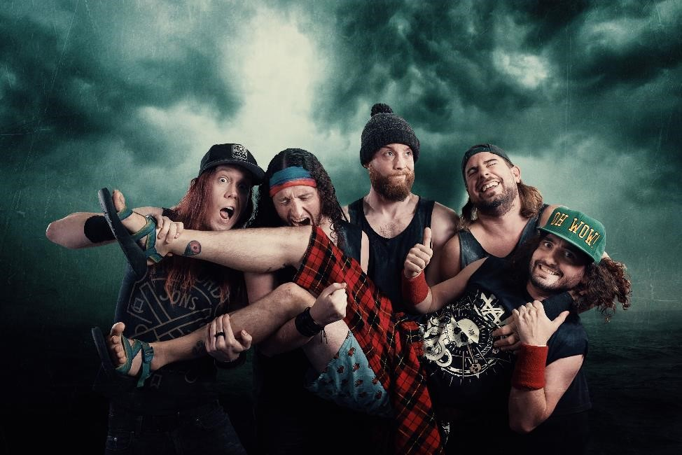 ALESTORM Releases New Live Video for All-Time Fan Favorite
