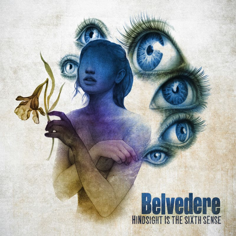 Belvedere - Hinsight Is The Sixth Sense Cover