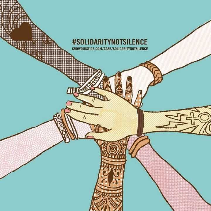 Solidarity Not Silence