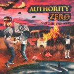 Authority Zero - Ollie Ollie Oxen Free Cover