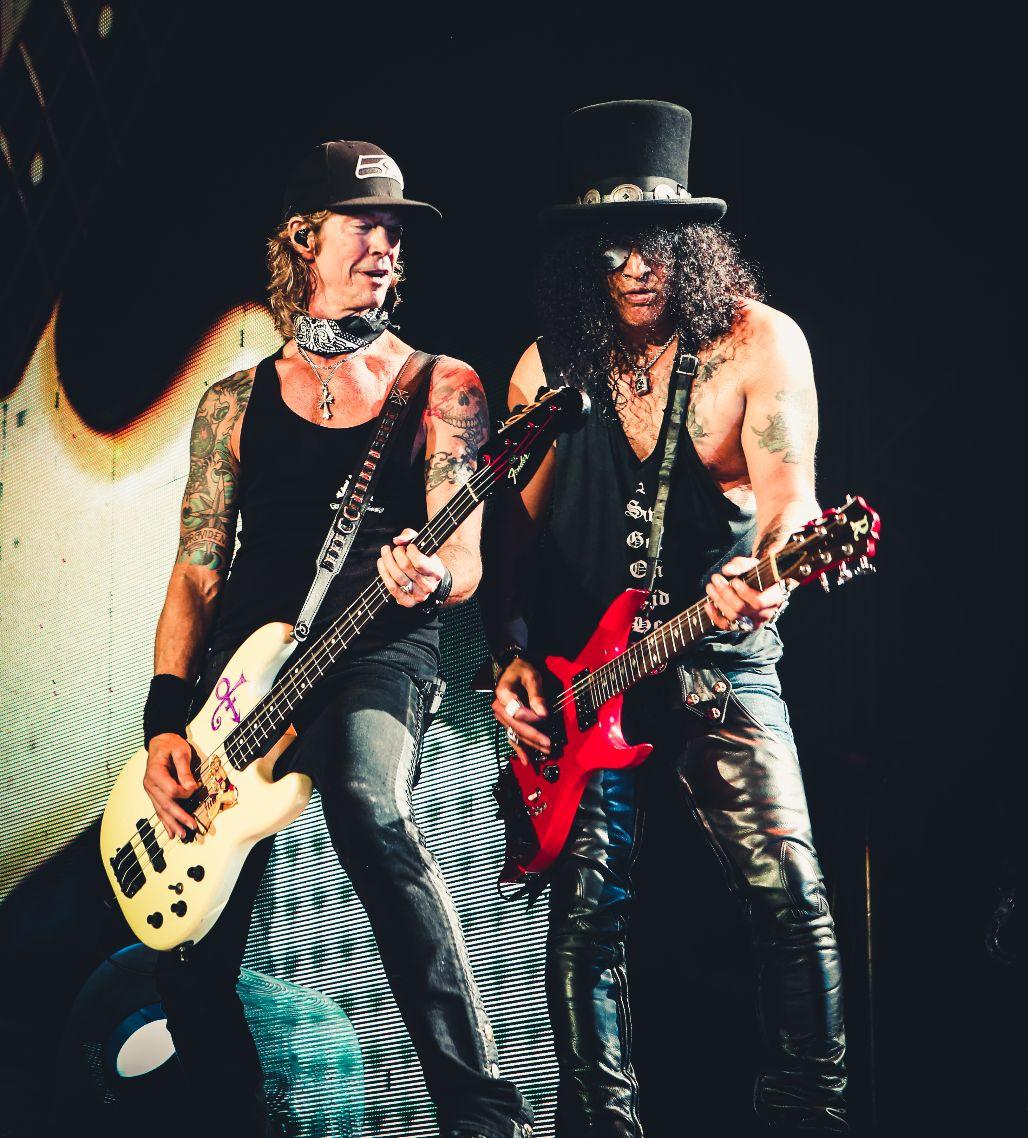 Guns N' Roses Tour 2022