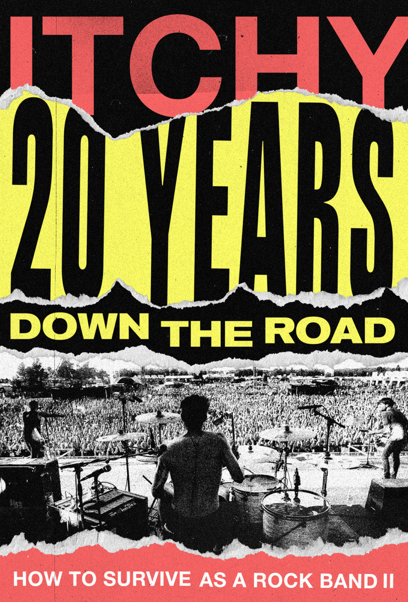Itchy - 20 Years On The Road Buch