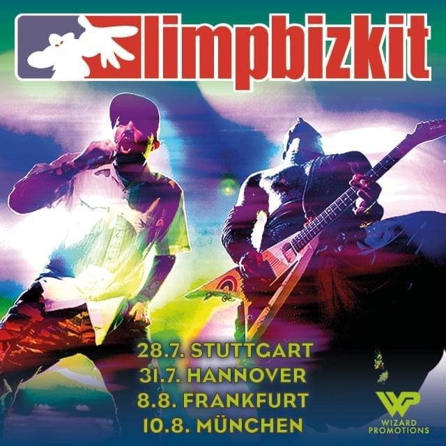 Limp Bizkit Tour