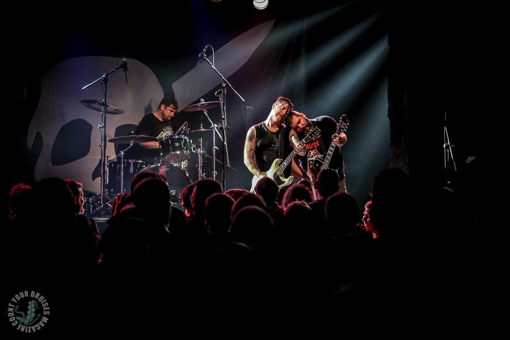 Teenage Bottlerocket Live Kulturzentrum Faust Hannover 26-04-19 Credit_Maria Graul-4443-3