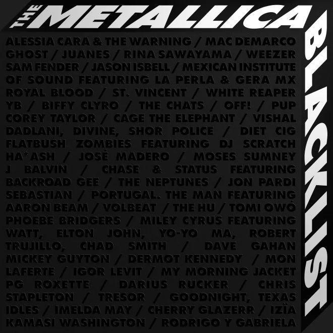 The Metallica Blacklis