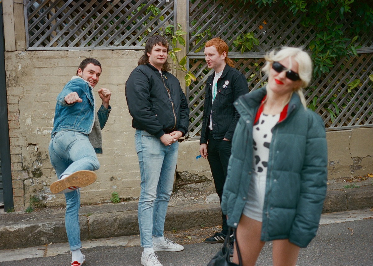 Amyl And The Sniffers 2019