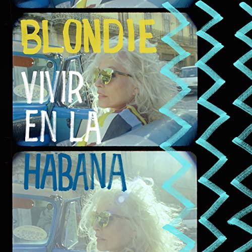Blondie Vivir en la Habana Albumcover