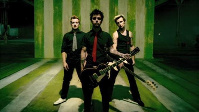 Green Day American Idiot Screenshot