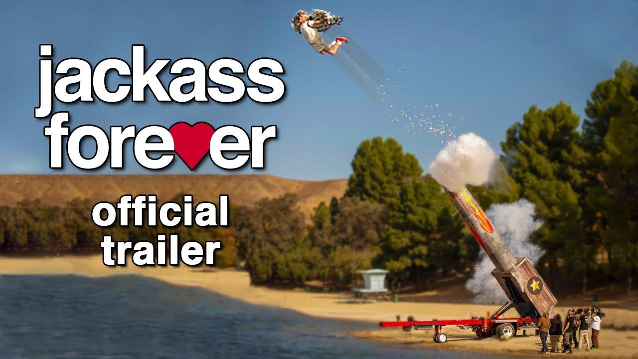 Jackass 4 forever trailer