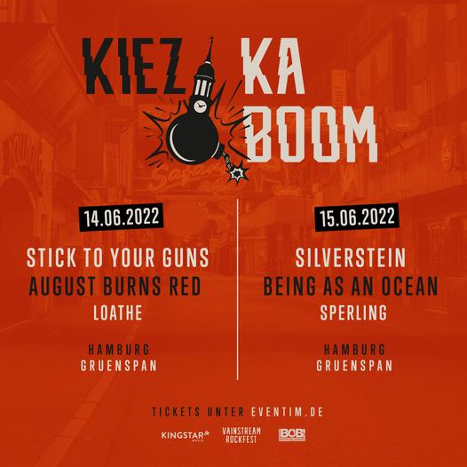 Kiez Ka Boom 2022 Hamburg