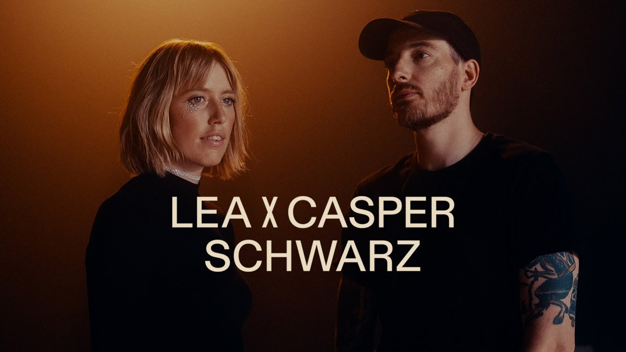 Lea x Casper Schwarz News
