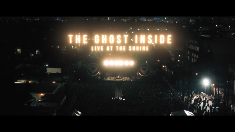 The Ghost Inside - Rise From The Ashes: Live at The Shrine