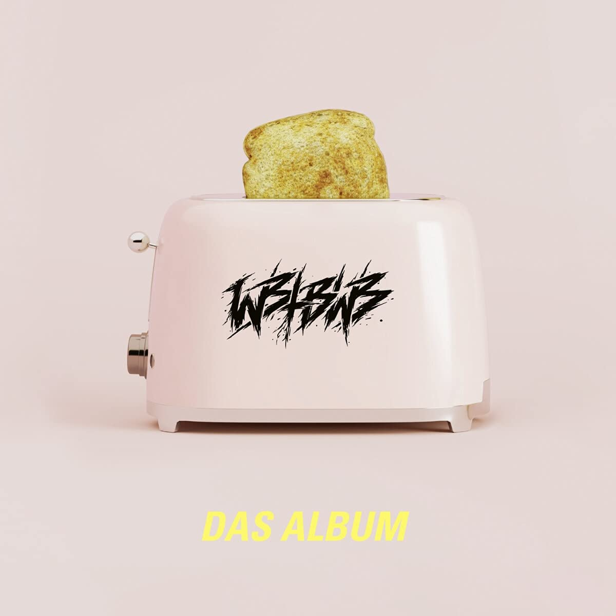 We Butter The Bread With Butter - Das Album Albumcover