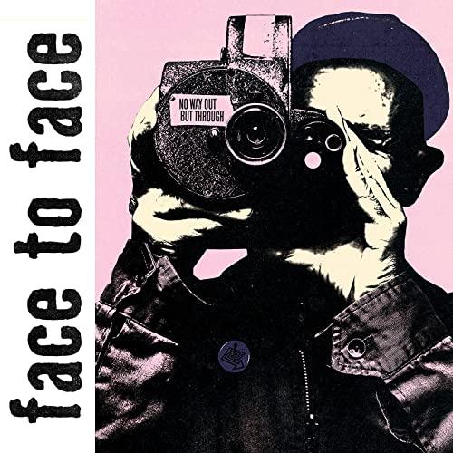 Face To Face No Way Out But Through Albumcover
