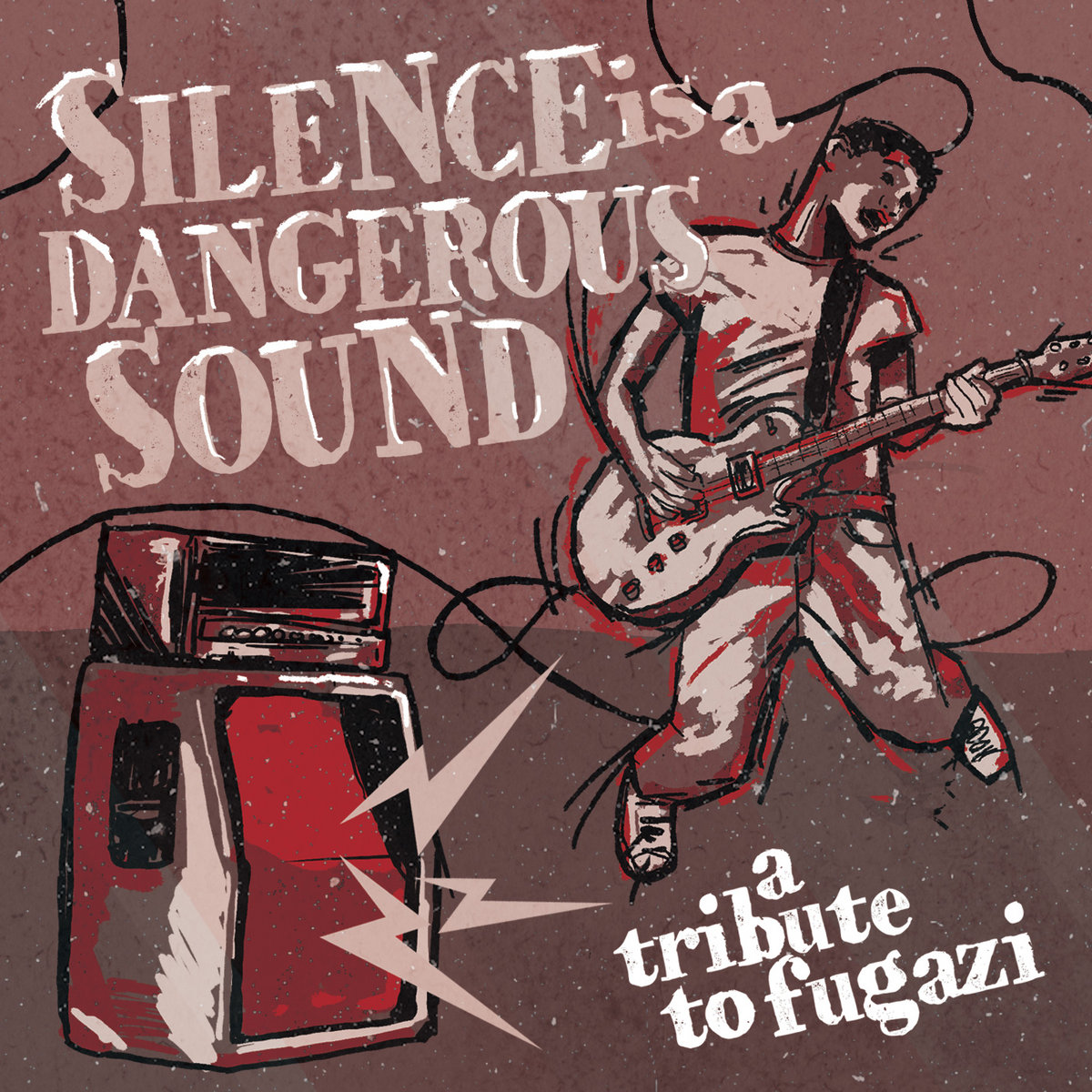 Silence Is A Dangerous Sound Albumcover