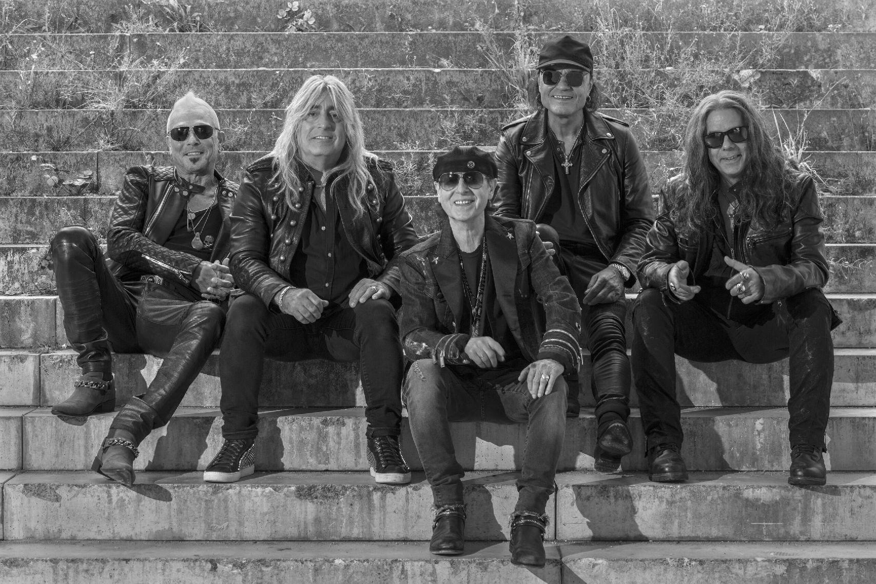 Scorpions News